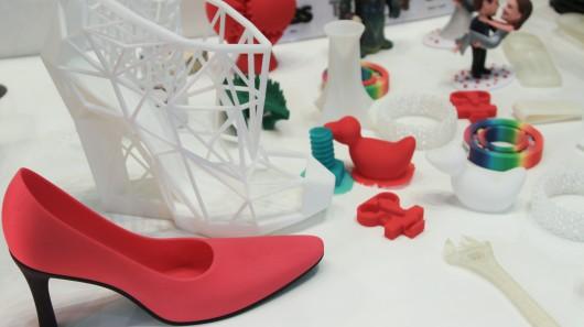 Benda-benda hasil cetakan printer 3 dimensi-gizmag.com/arsip-