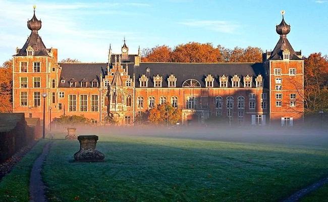 Katholieke Universiteit Leuven Juhanson Wikipedia - [Eropa]14 Sekolah Hukum Terbaik
