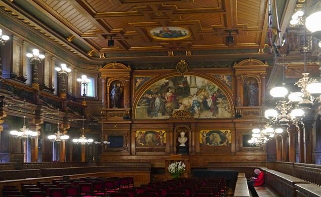 Ruprecht Karls Universitat Heidelberg Wikipedia - [Eropa]14 Sekolah Hukum Terbaik